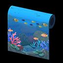 Underwater Wall