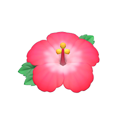 Hibiscus Hairpin