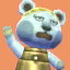 Klaus's picture in Animal Crossing: New Leaf
