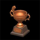 Bronze Fish Trophy