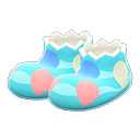 Sky-Egg Shoes