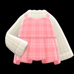 Sweetheart Tank and Shirt (Pink) NH Icon.png