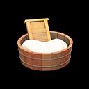 Old-Fashioned Washtub