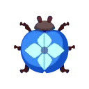 Blue Bloomer Bug PC Icon.png