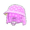 Veiled Gardening Hat