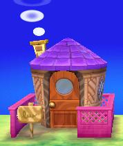 Cece's house exterior