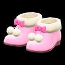 Pom-Pom Boots