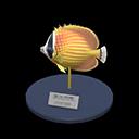 Butterfly Fish Model