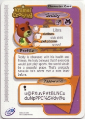Animal Crossing-e 1-016 (Teddy - Back).jpg