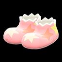 Earth-Egg Shoes