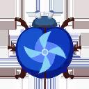 Blue Pinwheetle PC Icon.png