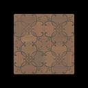 Brown Iron-Parquet Flooring