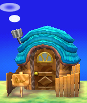 Katt's house exterior