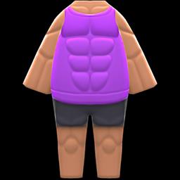 Instant-Muscles Suit