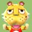 Leonardo's picture in Animal Crossing: New Leaf