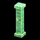 Frozen Pillar's Ice Green variant