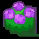 Pink-Hydrangea Bush