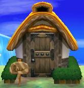 Limberg's house exterior