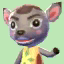 Deirdre's picture in Animal Crossing: New Leaf
