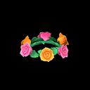 Cute Rose Crown