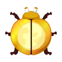 Gold Lunar Ladybug PC Icon.png