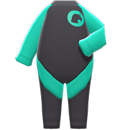Nook Inc. Wet Suit