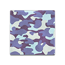 Blue Camo Flooring