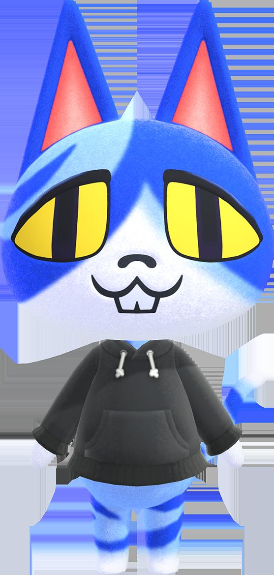 Artwork of Moe the Cat