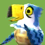Pierce's picture in Animal Crossing: New Leaf