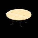 Natural Garden Table