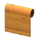Wooden-Knot Wall