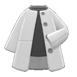 Collarless Coat New Horizons Animal Crossing Wiki Nookipedia