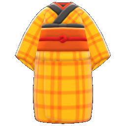 Old Commoner's Kimono