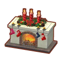 Festive Fireplace PC Icon.png