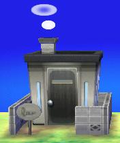 Barold's house exterior