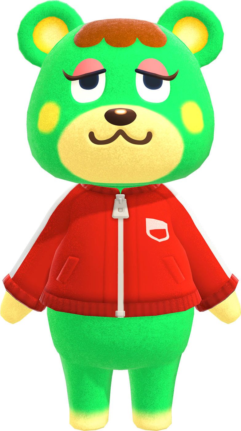 Charlise Animal Crossing Wiki Nookipedia