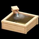 Cypress Bathtub