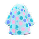 Dotted Raincoat