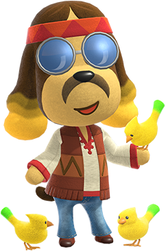 Harvey Animal Crossing Wiki Nookipedia