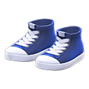 Rubber-Toe High Tops