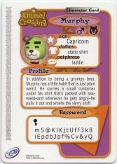 Animal Crossing-e 4-241 (Murphy - Back).jpg