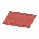 Red Wedding Rug NH Icon.png