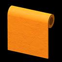 Orange-Paint Wall
