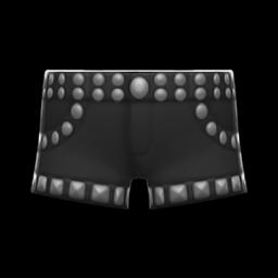 Pleather Shorts