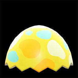 Stone-Egg Shell