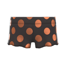 Dotted Shorts