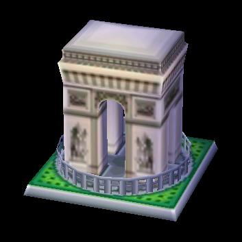 Arc de Triomphe NL Model.png
