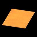 Simple Small Orange Mat
