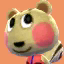 Cally's picture in Animal Crossing: New Leaf