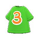 No. 3 Shirt